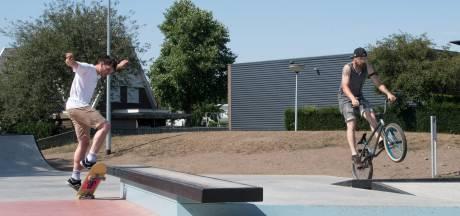 Nieuwe skatebaan in Putten bevalt supergoed