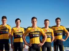 Jumbo-Visma met Dumoulin, Kruijswijk én Roglic naar Tour de France