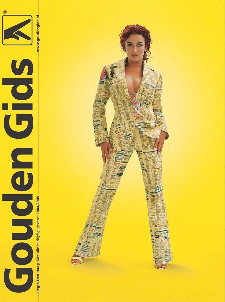 De zwoelste uitgave ooit met Katja Schuurman uit 2004 Beeld ANP