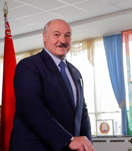 Kiescommissie Wit-Rusland: president wint met 80 procent stemmen