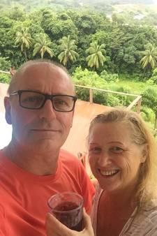 Zussen hebben nog niets gehoord van vader op Dominica: angst in de buik