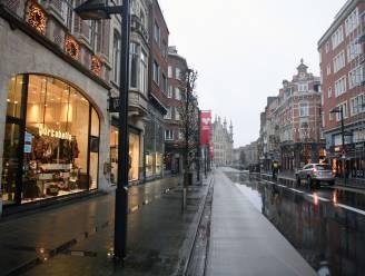"""Bijzonder rustig in Leuven bij de heropening van de winkels: """"Toch kom ik bewust vandaag, want ik wil niet tussen een zaterdagse massa staan"""""""