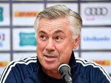 Ancelotti: Druk in de voorbereiding? Dan haal ik de competitiestart niet