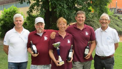 PC Leiehoek wint Grand Cru Petanquetornooi