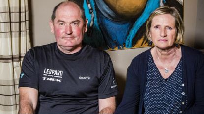 """Ouders Wouter Weylandt 6 jaar na dood van hun zoon: """"Crashes maken mij kwaad, Tom Boonen zou niet meer mogen koersen hé"""""""