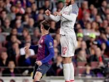 Barcelona zet Liverpool dankzij Messi voor onmogelijke opdracht