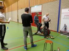 55-plussers testen conditie in Doesburg