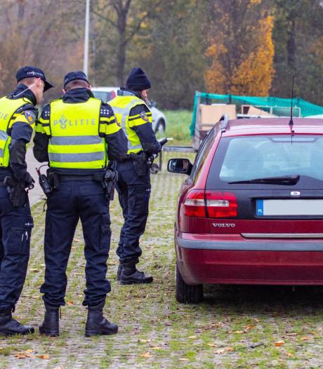 17 bekeuringen en aanhouding bij politiecontrole in Alphen