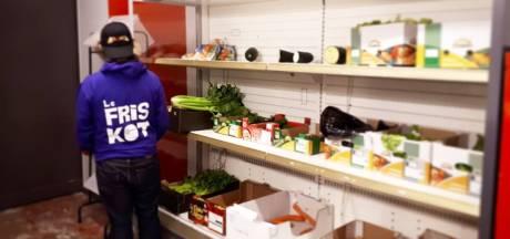 """Le frigo solidaire liégeois """"Friskot"""" rouvre ce lundi"""