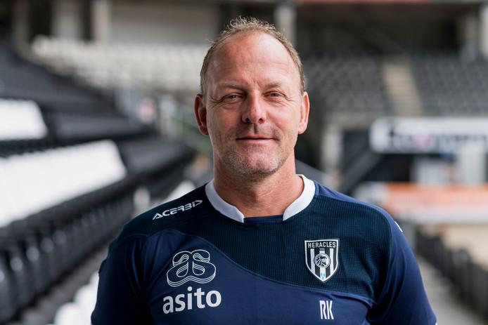 René Kolmschot is al sinds 1986 bij Heracles.