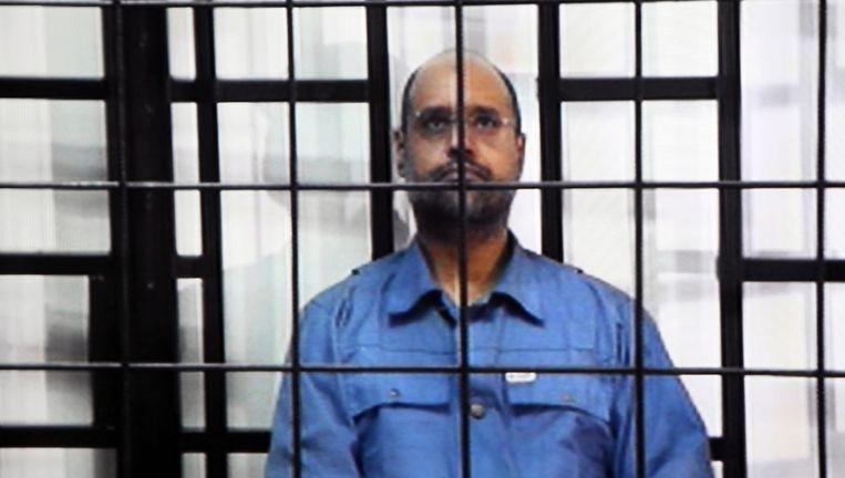 Saif al-Islam Beeld anp