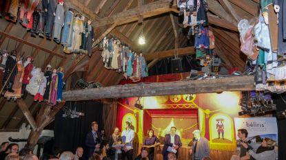 800 poppen van theater Toone krijgen nieuwe thuis in uitgebreid theater