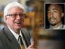 Jerry Foxhoven, voormalig directeur van de sociale dienst van Iowa, is groot fan van rapper Tupac. Hij stuurde zo'n 350 mails rond met de woorden 'Tupac' of '2Pac'.
