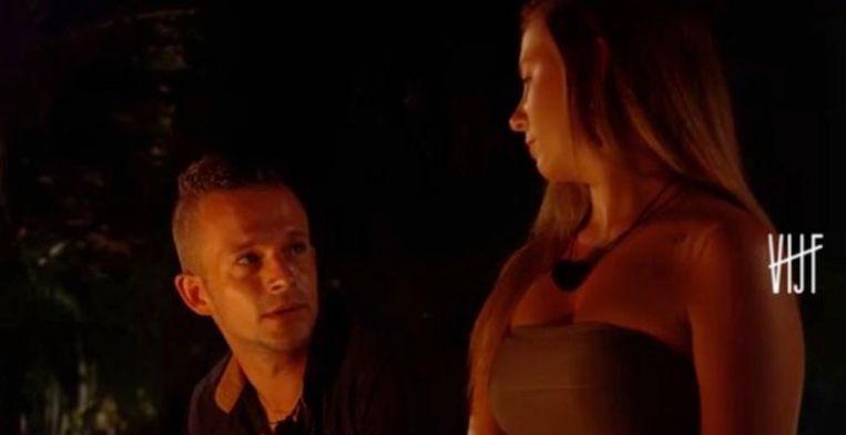 Tim en Deborah worden herenigd tijdens het laatste kampvuur op 'Temptation Island'