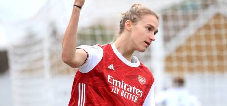 Miedema topscorer aller tijden in FA Women's Super League en op 200 goals in clubverband