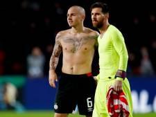 Angeliño terug naar Manchester City