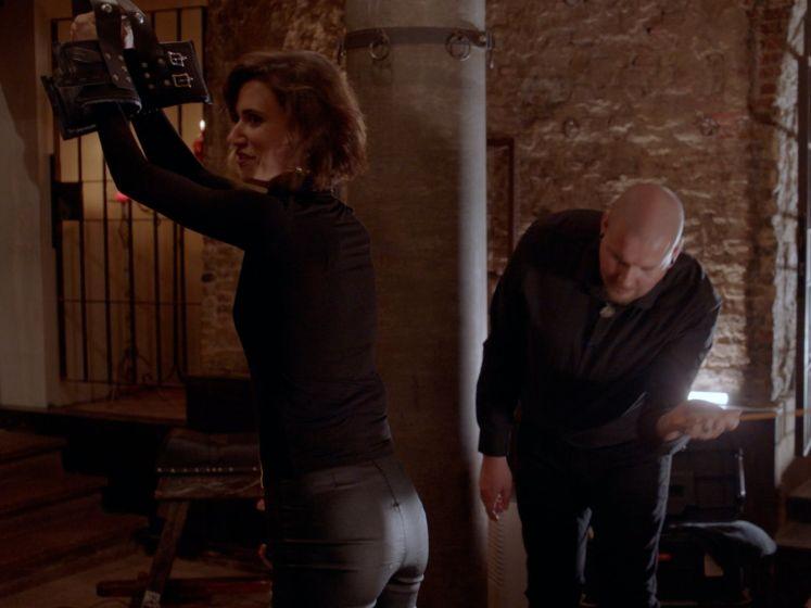 Lize Feryn duikt onder in sm-kelder bij 'Club Flo'