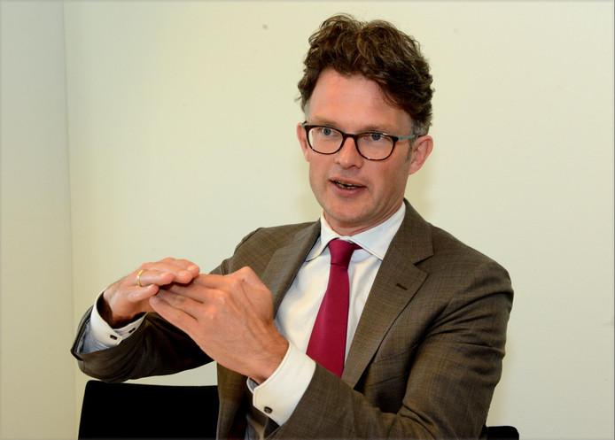 Directeur Nederland Jasper Vis van Dong Energy