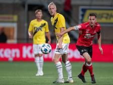 Samenvatting | NAC bij debuut Immers met moeite langs Helmond Sport