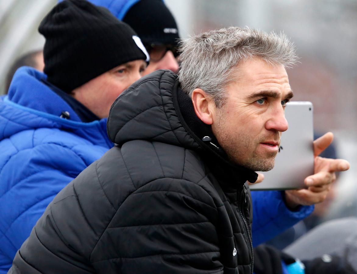 David Destorme was woensdagavond eindverantwoordelijke bij Hoek, dat nog geen 48 uur na het vertrek van Hugo Vandenheede een oefenduel speelde.