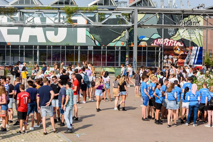 Een nieuwe lichting Fontys-studenten is in Eindhoven gearriveerd. Op 2 september start het studiejaar.