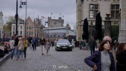 Blind Getrouwd: Nick maakt een wel heel opmerkelijk ritje door Gent