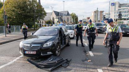 Verdachte van zware verkeersagressie op Antwerpse Singel mag gevangenis verlaten met enkelband