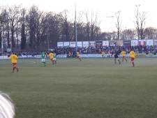 Fletse Sallandse derby eindigt in gelijkspel