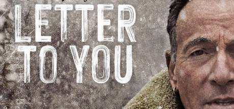 """Bruce Springsteen dévoile le premier single de son prochain album """"Letter to you"""""""