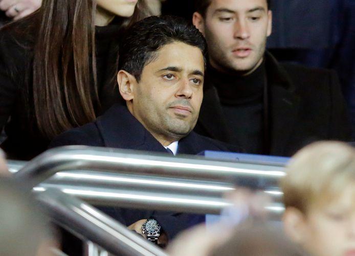 Nasser Al-Khelaïfi.