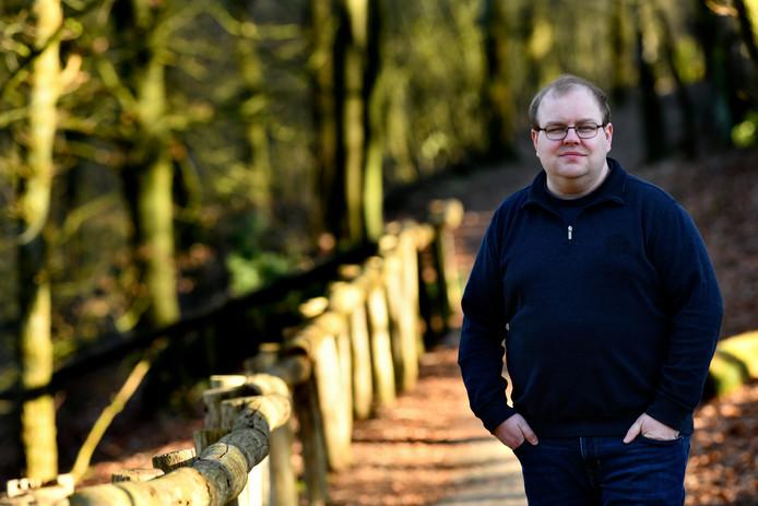 Jasper van Geijtenbeek, raadslid van de SP.