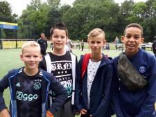 Cruyff Courts laten kinderen snuffelen aan cultuur: leren hiphoppen op een sportveld