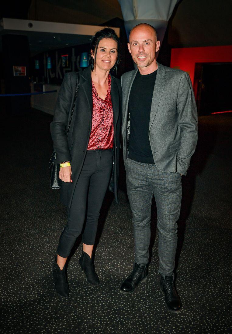 Sven Nys en Anneke waren van de partij.