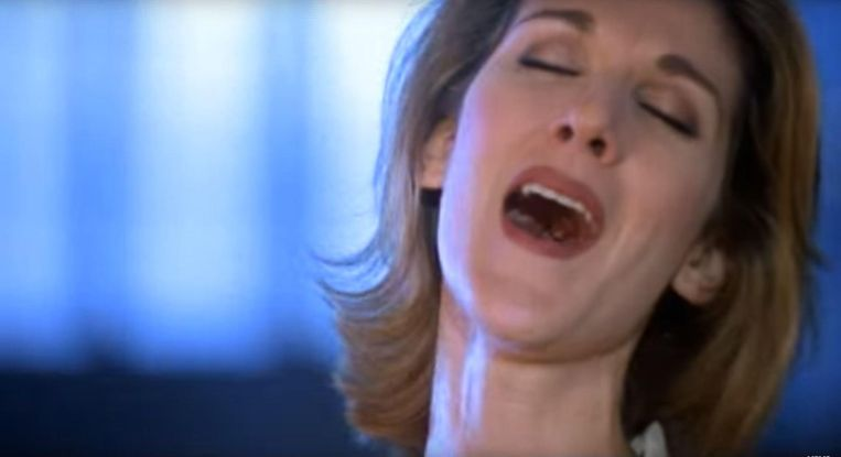 Celine Dion: It's All Coming Back to Me Now (1996). Beeld