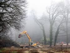 Bomen in Ede wijken voor nieuwe Parklaan