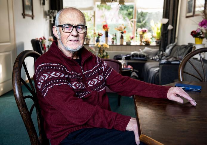 Jaap Landman richtte 50 jaar geleden Scouting Woerden op.