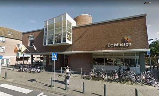 Buurtcentrum De Mussen op de Hoefkade in Den Haag