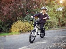Brabantse kinderen fietsen gemiddeld een stuk verder naar school dan die in de rest van het land