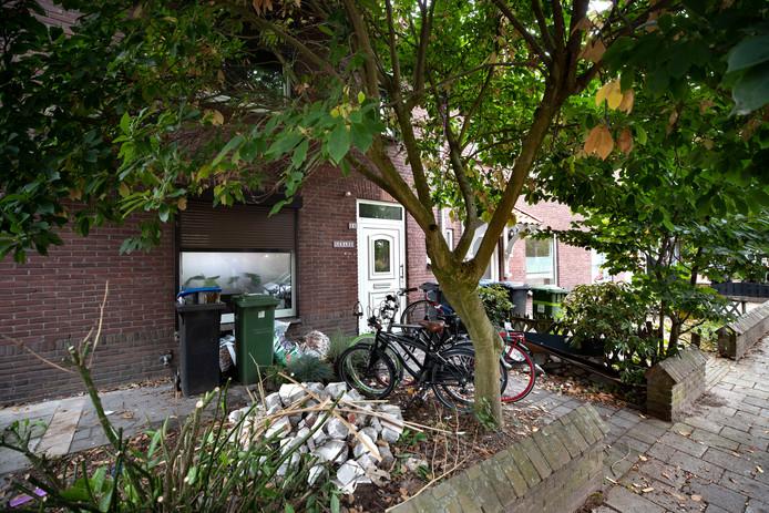 Studentenhuizen in de Bennekel in Eindhoven.