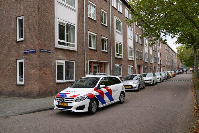 overval op woning Aartshertogenlaan Den Bosch