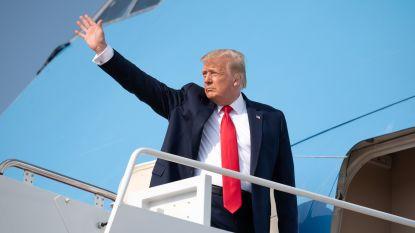 """""""Trump verwijt linkse meute Amerika af te breken"""""""