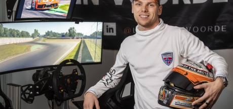 Autocoureur Larry ten Voorde en het jaar van de echte doorbraak