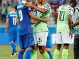 Zeven Argentijnse fans opgepakt, mooi gebaar Troost-Ekong