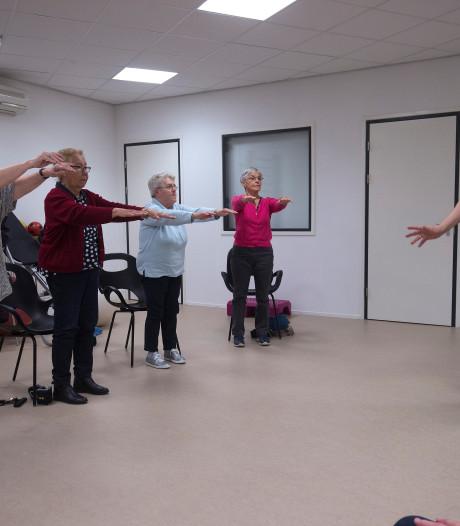 86-jarige Ilse is zekerder, vitaler en sterker dankzij de gratis val-preventiecursus