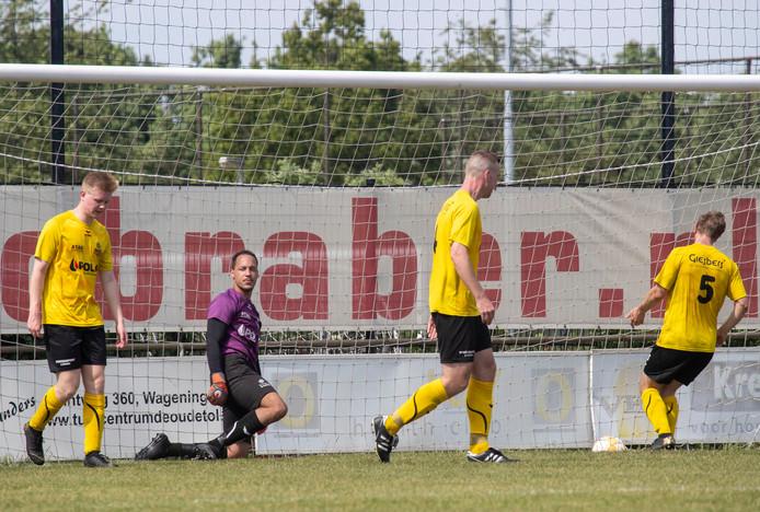 DCS verloor met 2-4 van RKHVV. Archieffoto Herman Stöver