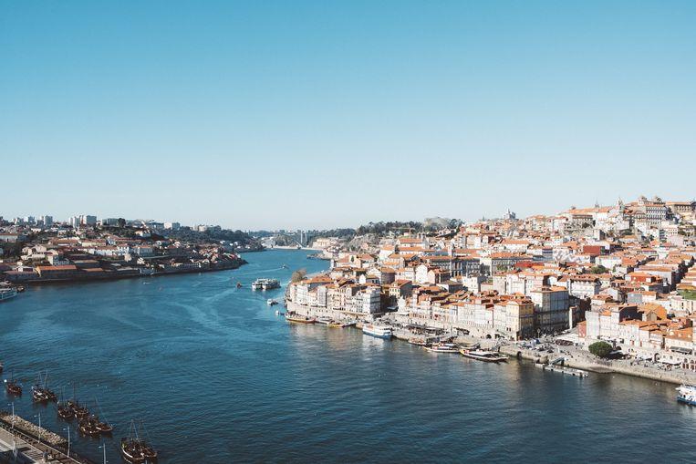 Porto in Portugal.