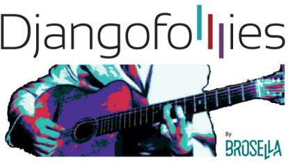 De Djangofolllies vieren jazzvirtuoos Django Reinhardt in de Rataplan en de Roma