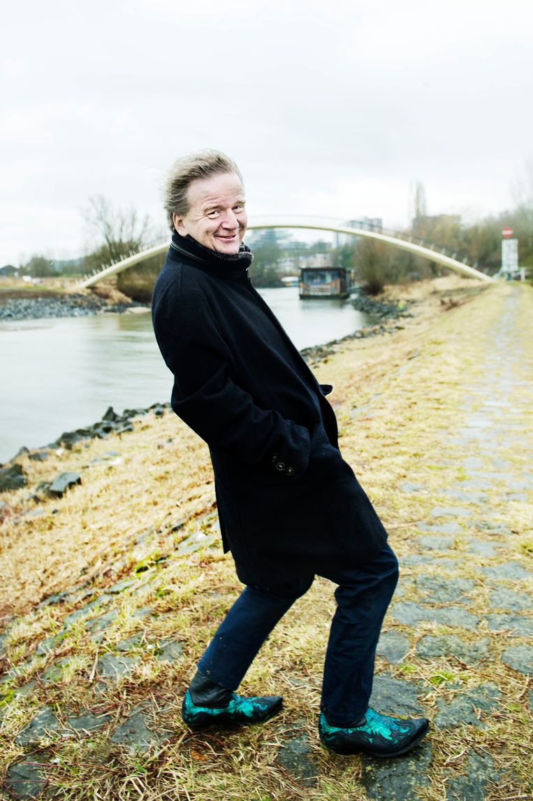 René ten Bos: 'Pessimisten schetsen nooit vergezichten. Ze proberen een realistische inschatting van het nu te maken.' Beeld Sanne de Wilde