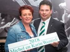 Michel Wentink nieuwe voorzitter HSC'21