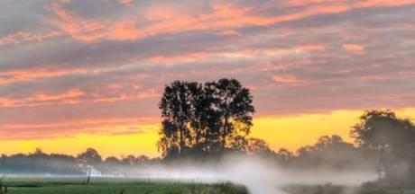Simone uit Zenderen ziet haar ochtendfoto terug in de Journaals van de NOS